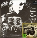 Bluttat ‎– Cash, Invoice Or Credit Card LP + DVD