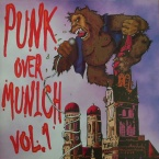 Punk Over Munich Vol 1 LP