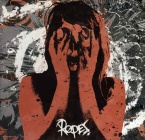 """Ropes. - Failures 7"""" EP - Red Vinyl"""