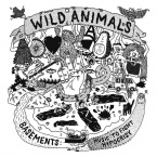 Wild Animals - Basements: Music To Fight Hypocrisy LP