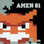 Amen 81 / Bubonix ‎– Split EP