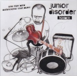 Junior Disorder - Husbolt CD