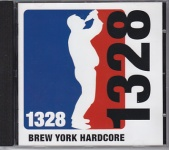 1328 - Brew York Hardcore CD