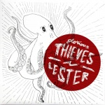 "Glorious Thieves / Lester - 7"" Split EP (Red Vinyl)"
