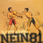 Amen 81 / Nein Nein Nein ‎– Nein81 Split LP + MP3