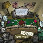 My Defense ‎– No Place Like Home LP (Green Vinyl + MP3)