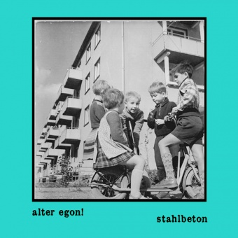 "Alter Egon! - Stahlbeton 7"" EP (+ MP3)"