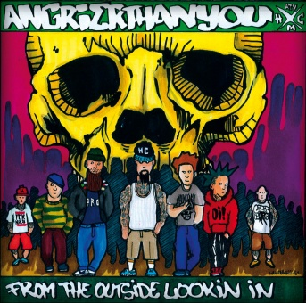 Angrier Than You - From The Outside Lookin In CD