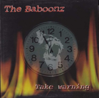 Baboonz - Take Warning LP