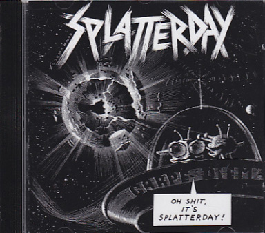 Splatterday - Carpe Diem CD