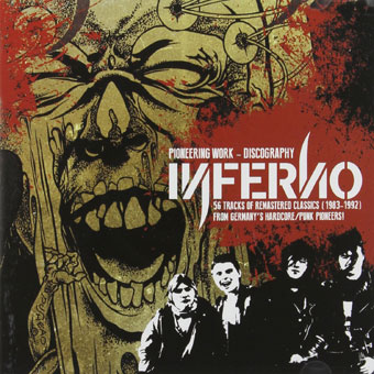 Inferno - Pioneering Work Discography 2CD